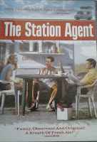 DVD Cover - Station Agent