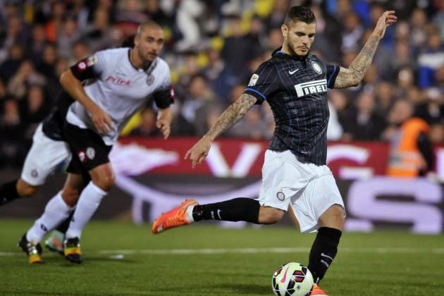 TARUHAN ONLINE : Inter Bermain Imbang Melawan Cesena, Score ( 1-1 )
