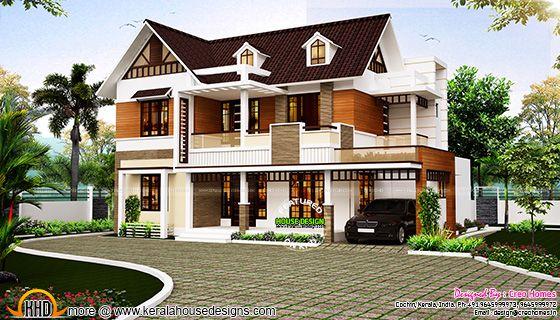 Splendid house plan