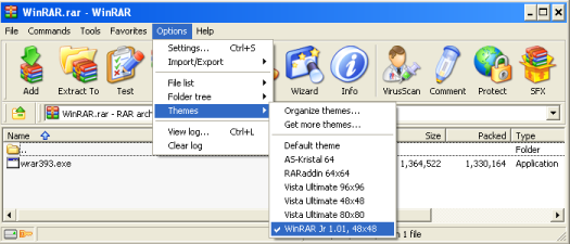 how to change send to options in xp