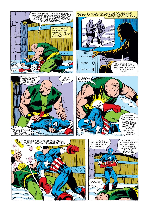 Captain America (1968) Issue #239 #154 - English 3