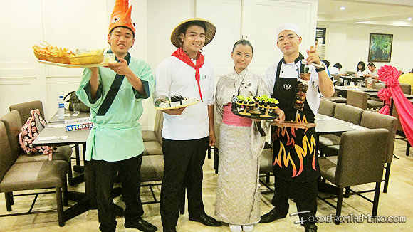 Foodie from the Metro - DADS Saisaki Kamayan Personalized Service