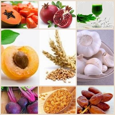 Makanan Yang Baik Dikonsumsi Dalam Meningkatkan Trombosit