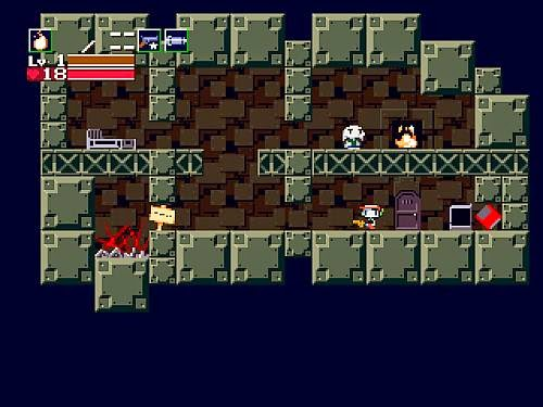 Download Game Cave Story