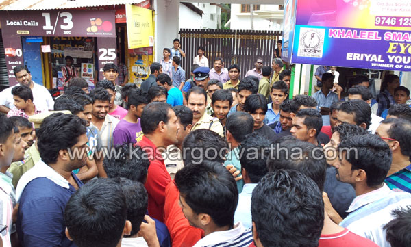 clash in Eriyal, Kasaragod, Police, Love