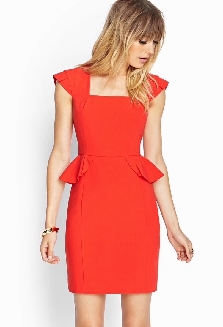 vestidos cortos de moda:
