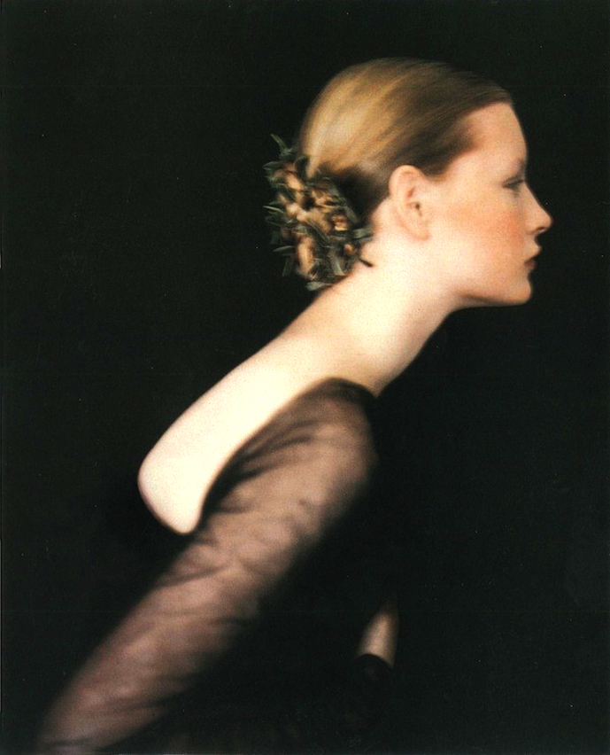 Romeo Gigli Autumn/Winter 1988 campaign photographed by Paolo Roversi