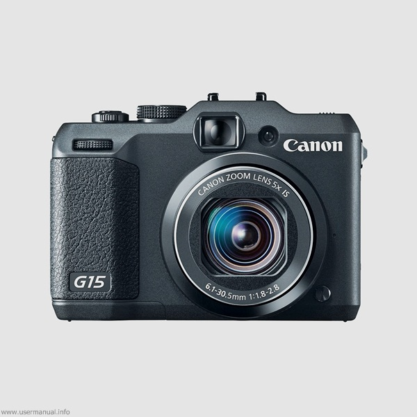 canon powershot g15 digital camera user manual guide usermanual rh usermanual info canon g16 user manual canon g16 user manual