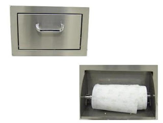 Stainless Steel Paper Towel
