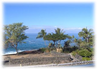 Kona Vacation Condo with ocean view and swimming pool