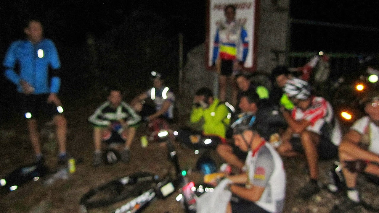 Décima Ruta MTB Nocturna de Alfonsoyamigos
