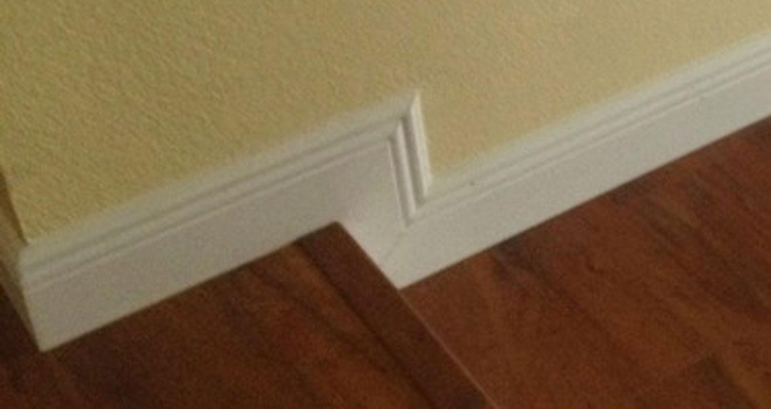 Laminate Flooring Baseboards For Laminate Flooring