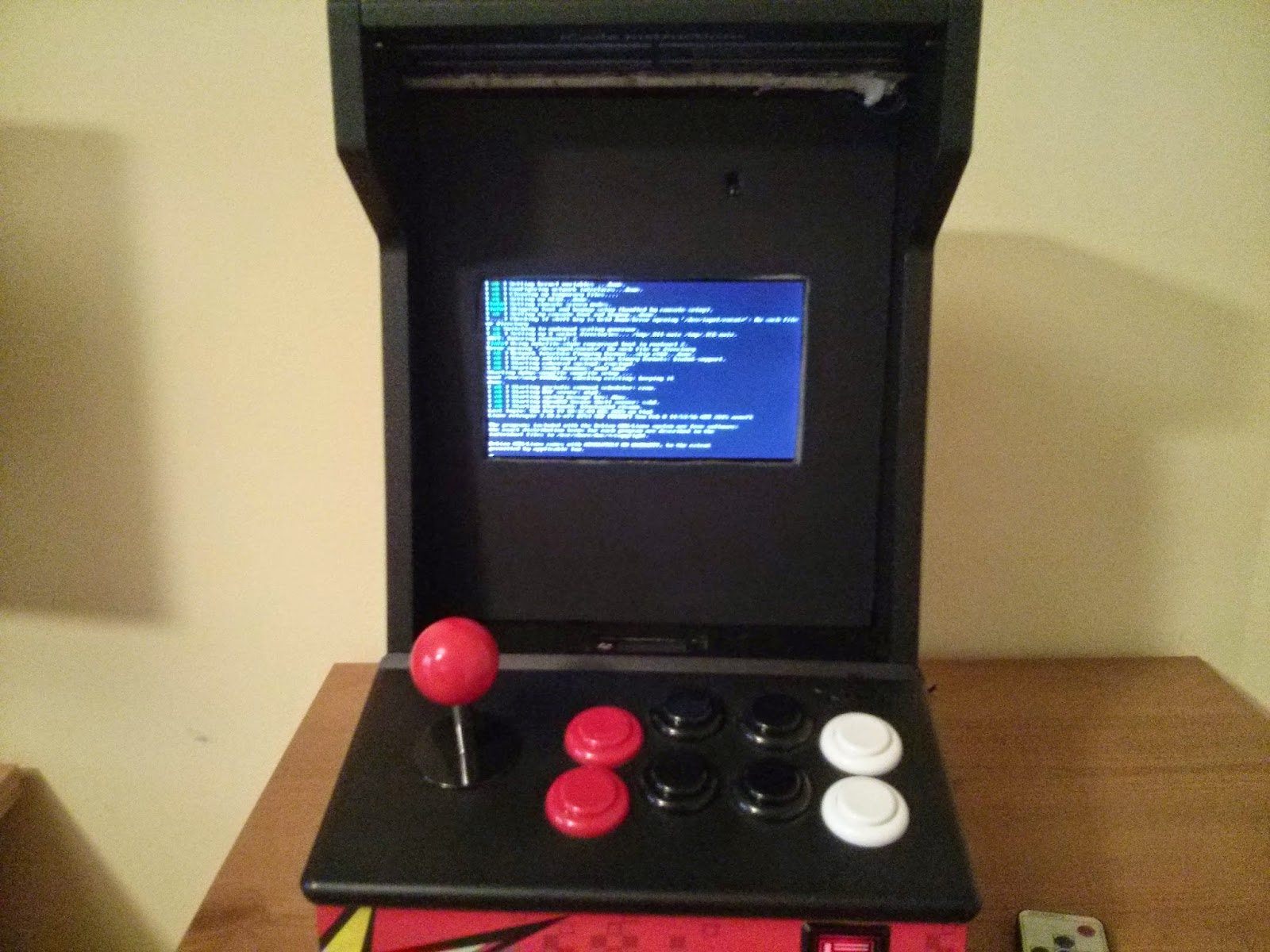 Raspberry Pi Game Cabinet Man Cave Modder Build A Cheap Arcade Cabinet With A Raspberry Pi