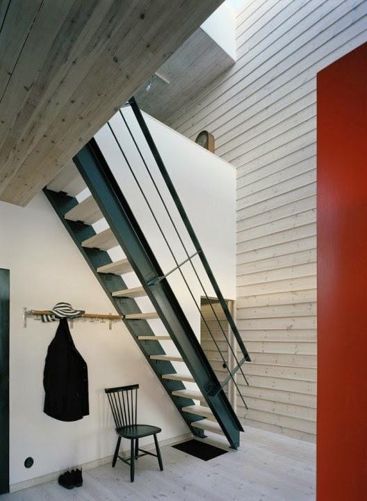 stairs designs by Waldemarson Berglund Arkitekter