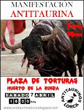 Manifestación Lorca 7abril/2012