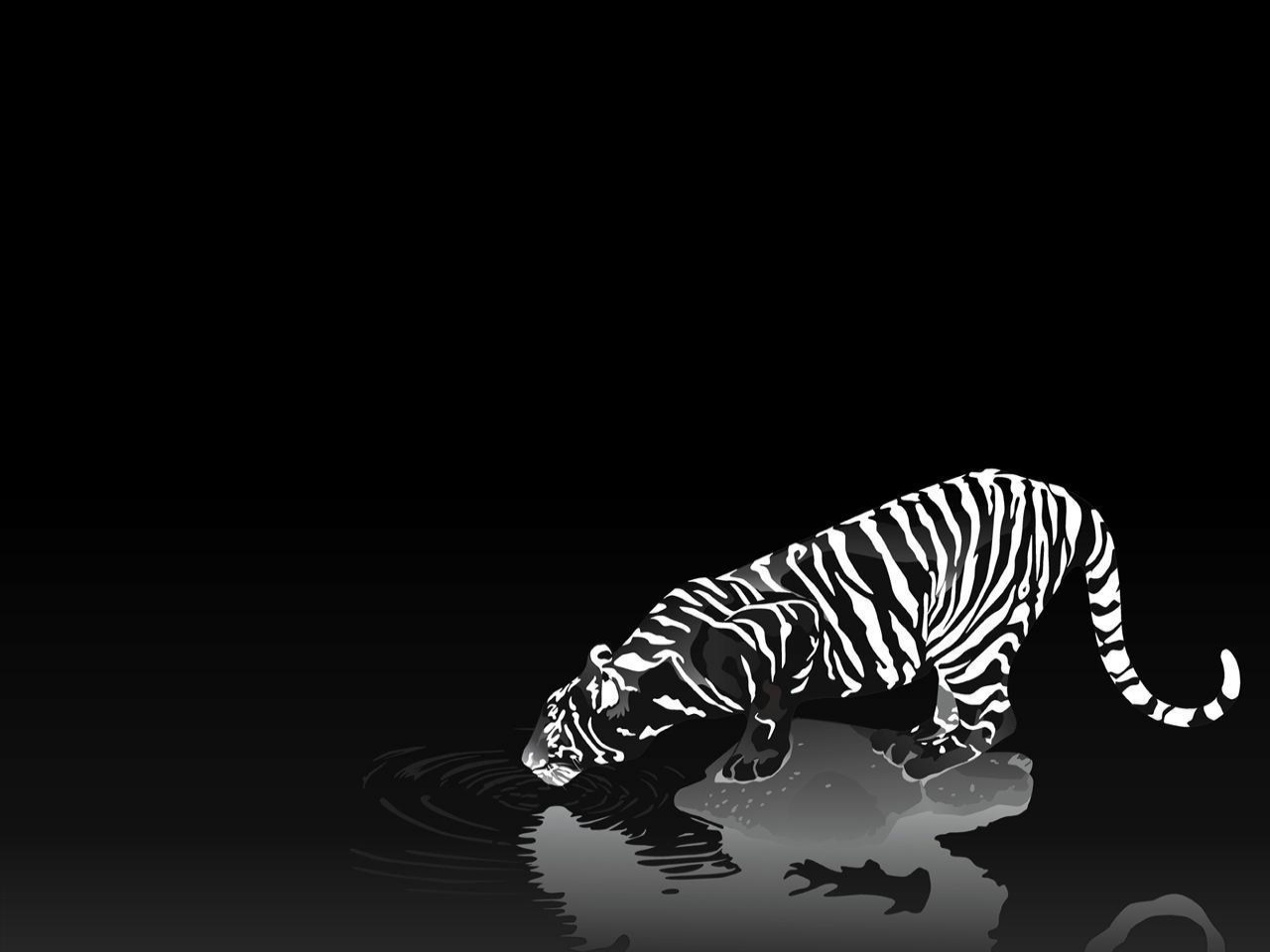 Wallpaper wolf wallpaper hd pack for Black and white wallpaper 3d