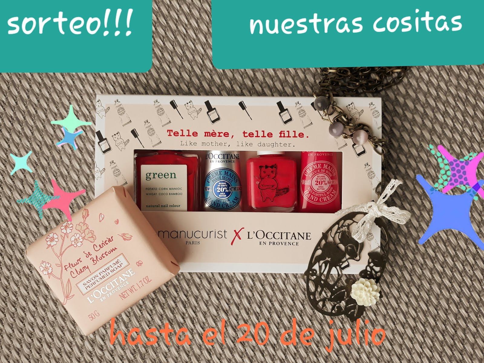 sorteo internacional//international giveaway