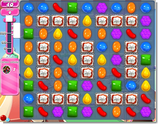 Candy Crush tips level 176