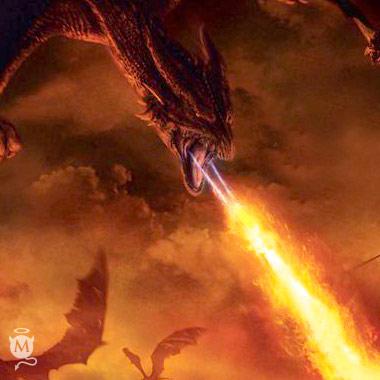 miscellaneous fire dragon picture - photo #30