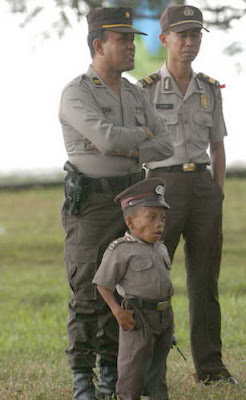 Sandi Nomor dalam Percakapan Polisi