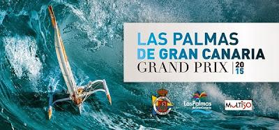 Grand Prix aux Canaries pour les Multi50.
