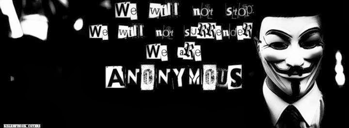 Killer Facebook Covers: Anonymous