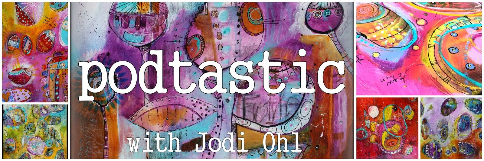 Podtastic with Jodi Ohl
