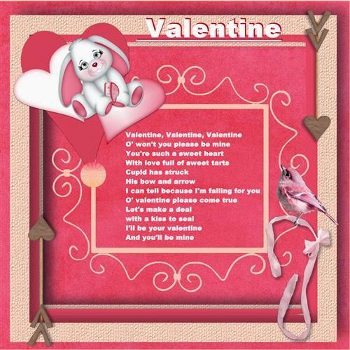 page 1 - Valentine..