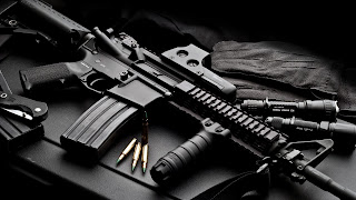 Guns Wallpaper