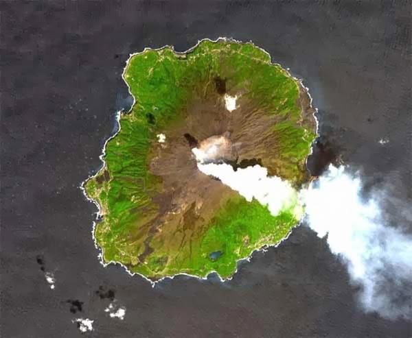 Miyake Island - Japan