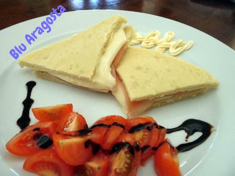 pane bianco per tramezzini dukan, dieta e gusto, wow!