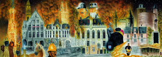 Historisch overzicht van de brandweer van Brugge