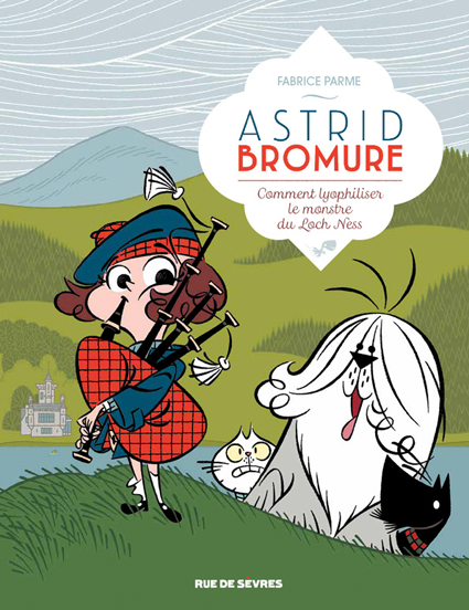 Astrid Bromure T.4