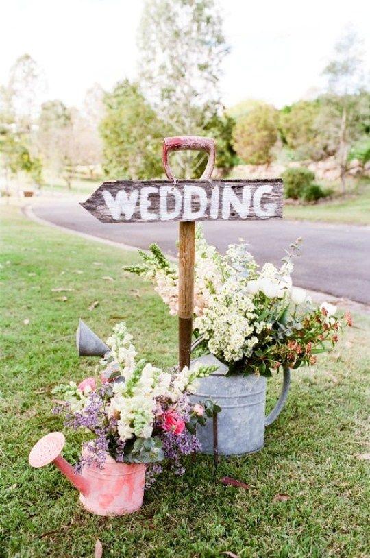 Cartel boda