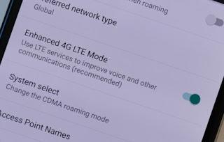 Como Activar el 4G en Android