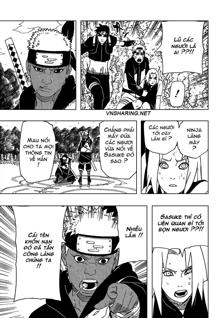 Naruto chap 452 Trang 15 - Mangak.info
