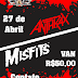 Anthrax & Misfits