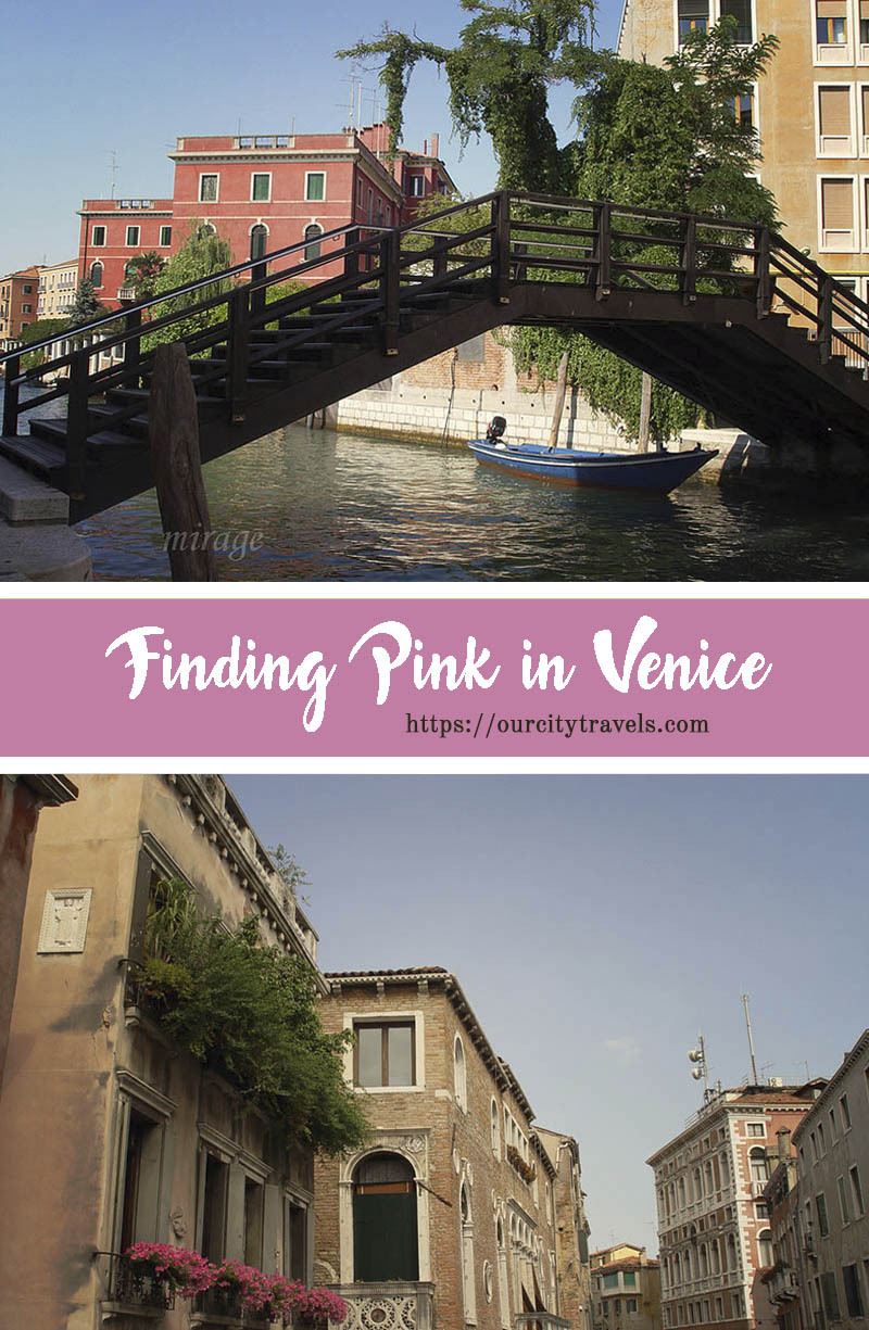 Every turn and route taken in Venice is a different discovery, for the shutterbugs in hubby and I, we had our CF cards full! Masks, water, vaporetto, gondolas, pigeons, murano glass, bridges, canals, polenta, tramezzini and tiramisu are some of the terms closely associated with Venice but the architecture would also draw you in.