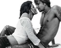 Jenni me beija