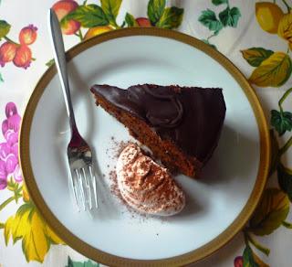 dall'austria con amore ... sacher torte
