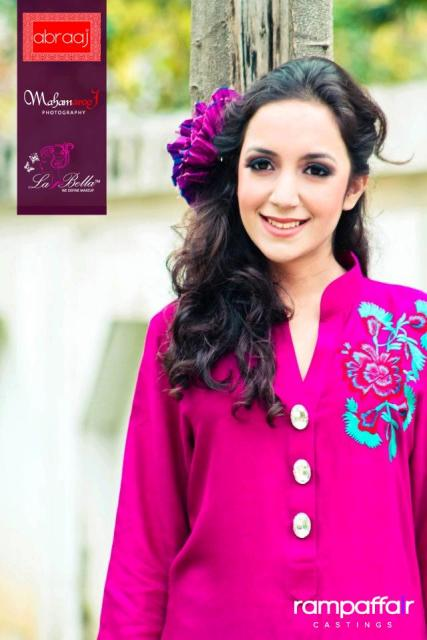 Abraaj Summer Collection 2013 By Fashion She 9