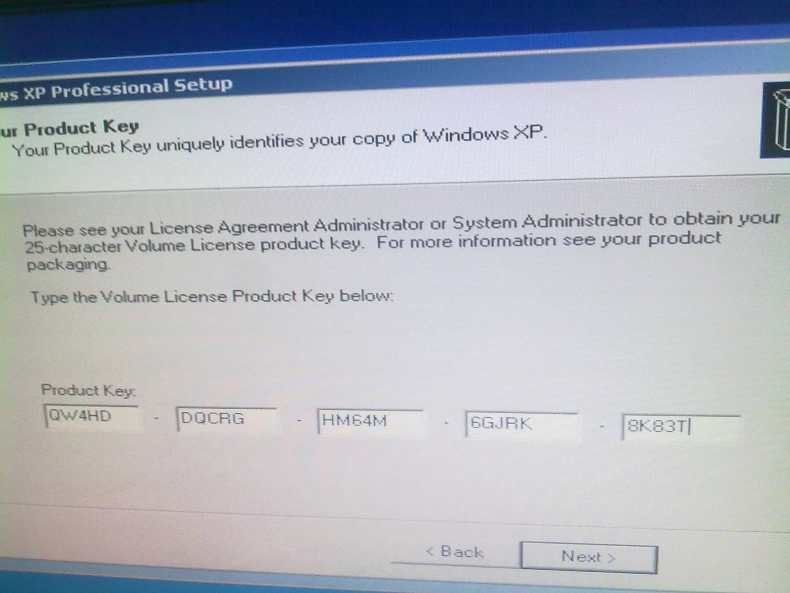 Download xp windows serial key free beanfilecloud for Window xp product key
