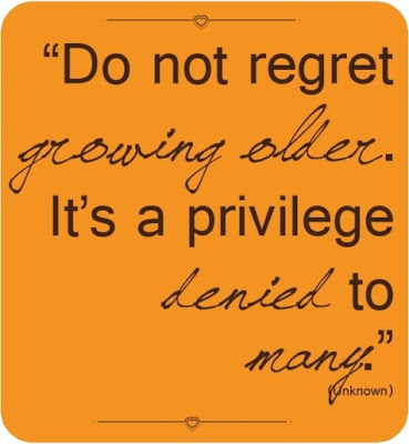 Growing Older Quotes