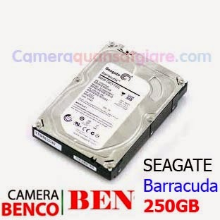 Ổ Cứng SEAGATE Barracuda 250GB