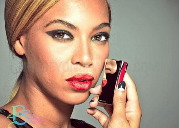 Beyoncé no photoshop