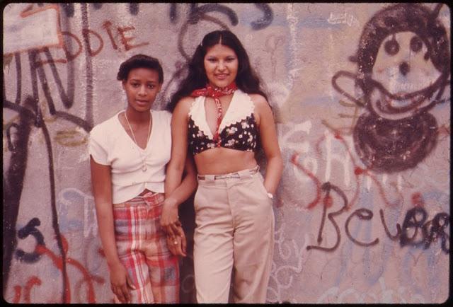 Meryl Meisler: Purgatory & Paradise: Sassy 70s Suburbia