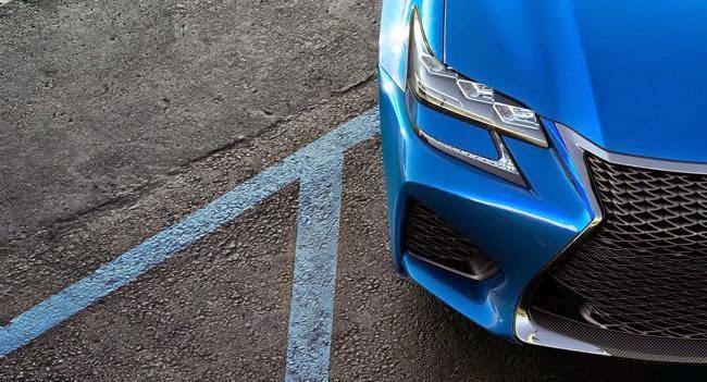 Nuevo Lexus F