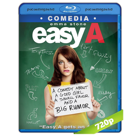 Se dice de mi (Easy A) (2010) BRRip 720p Audio Dual Latino 5.1/Ingles (peliculas hd )