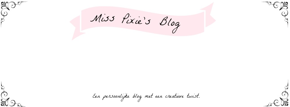 Miss Pixie's Blog
