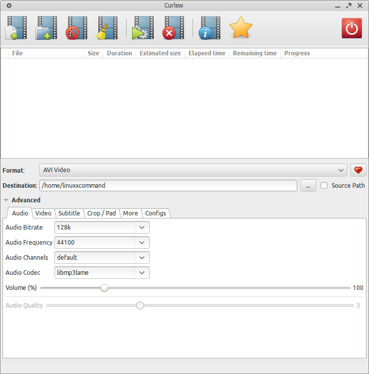 Curlew Multi-Converter advanced option